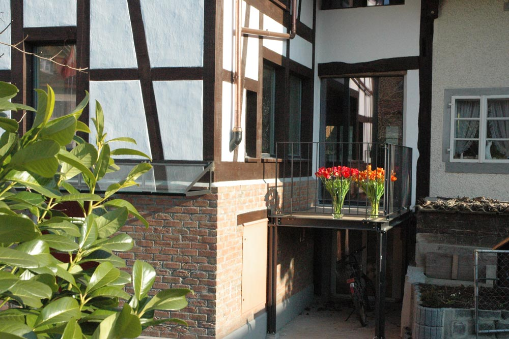 Balkon-West-detail